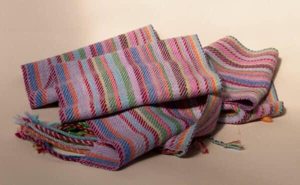 Striped Scarf 2