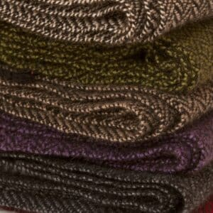 possum merino scarf