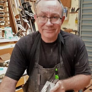 Tony Woodworker Jointworks Studio
