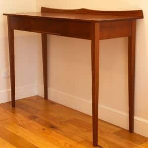 Mahogany Hallway Table