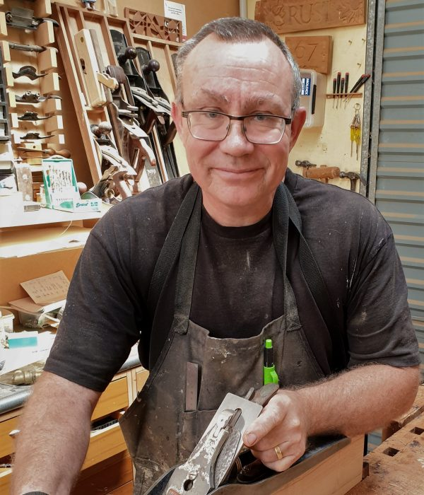 Tony Clark - Woodworker